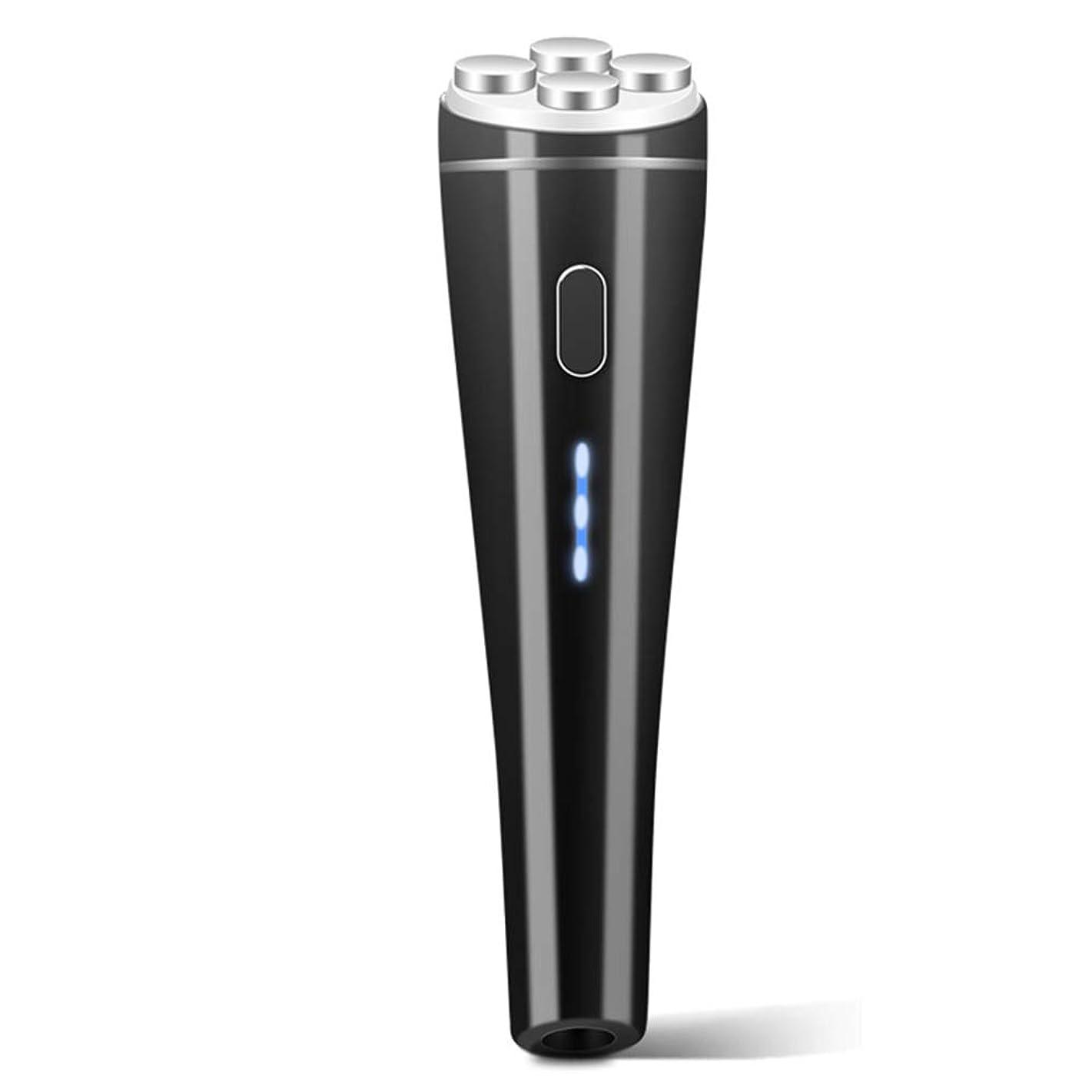 見込み十分彫るMoonvvin LED Photon Skin Rejuvenation EMS Mesotherapy Electroporation Face RF Radio Frequency Skin Care Tighten Lifting Massager