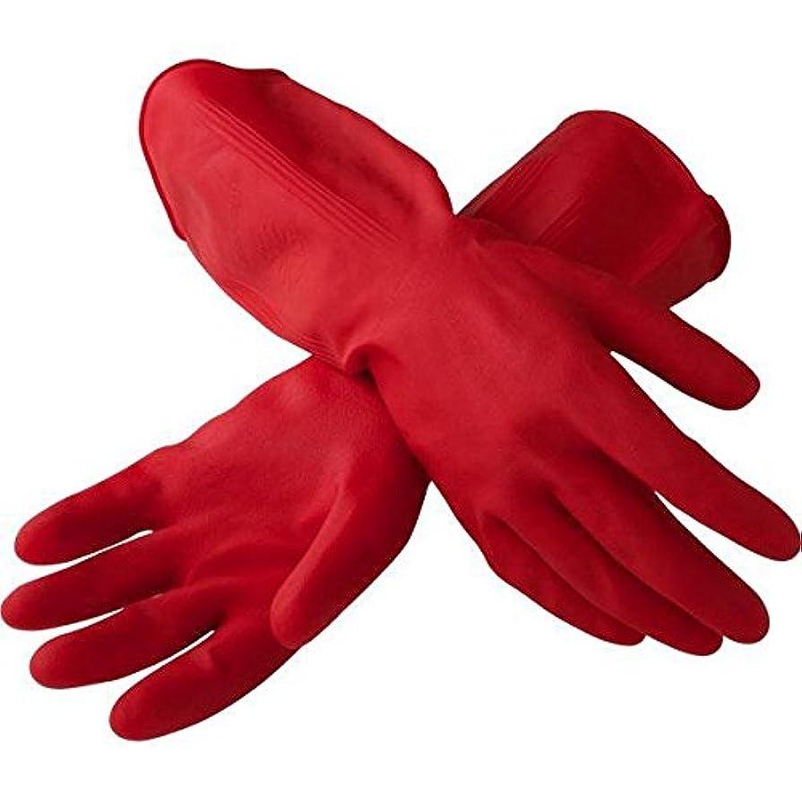 終わり発見シールドMarigold マリーゴールドゴム手袋 ライトウェイト S