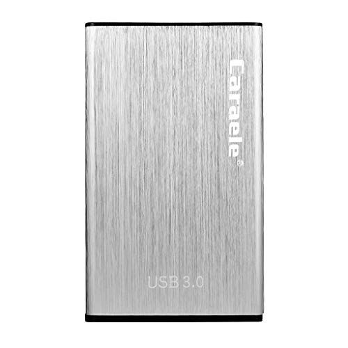 Almencla Disco Duro Externo Portátil - 2.5'' USB 3.0 HDD Memoria Externa para Windows para Linux PC y Laptop - 80GB