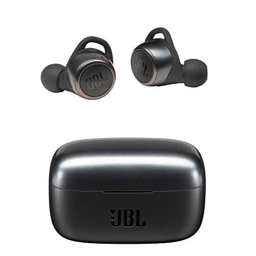 JBL LIVE300TWS 完全ワイヤレスイヤホン アプリ対応/IPX5/Bluetooth対応/タッチ操作/ボイスアシスタント機能対応/ブラック【国内正規品/メーカー1年保証付き】
