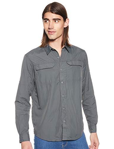Mens Silver Ridge 2 0 Long Sleeve Shirt