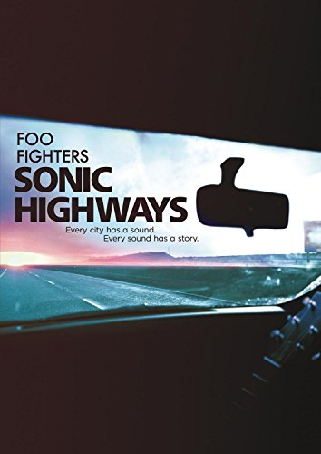 Sonic Highways (4 Discs, OmU)