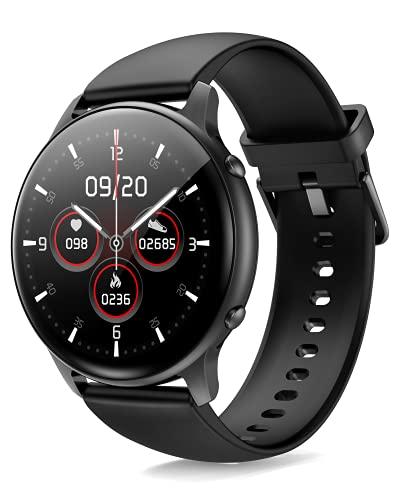 "Smartwatch,Orologio Fitness Uomo Donna,ManiGoo 1.28"" Full Touch, Sonno Cardiofrequenzimetro, Sportivo Activity Tracker Orologio Fitness Impermeabile IP68, per Android iOS"