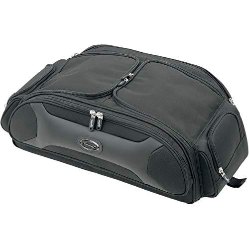 """Saddlemen 3515-0140 Sporttasche und Gepäckträgertasche, schwarz, 15.75"""" W X14 H X9.5 D"""