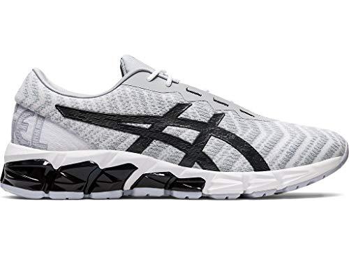 ASICS Men's Gel-Quantum 180 5 Running Shoes, 10.5M, Piedmont Grey/Graphite Grey