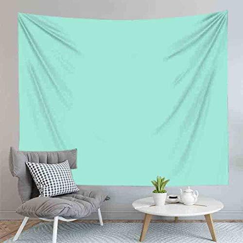 JXCDNB 75CMX85CM Manta de Arte de Tela de Fibra montada en la Pared de Tapiz de Color sólido Impresa digitalmente en 3D para decoración de Sala de Estar y Dormitorio