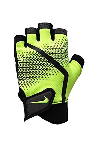 Nike Men'S Extreme Fitness Gloves Volt/Black/Volt