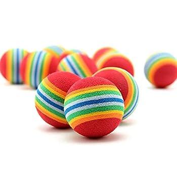 PULABO 1 pcs mignon jouet coloré boules pour animal de compagnie chien chien chat nouveau publié et populaire Haute qualité, Sécurité