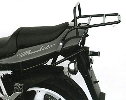 Hepco&Becker Puente para equipaje de tubo, color negro, para Suzuki GSF 400 Bandit