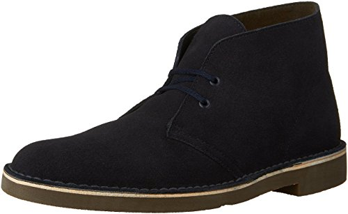 Clarks - Mens Bushacre 2 Boots, Size: 8 D(M) US, Color: Navy