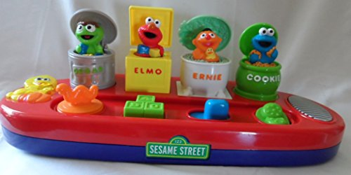 Sesame Street Pop up Singing Pals