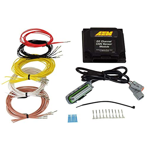 AEM 22 Channel CAN Sensor Module PN:30-2212