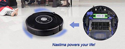 NASTIMA Xlife 14.4V 4400mAh Lithium ion Battery for iRobot Roomba 500 600 700 800 Series 510 530 533 535 550 551 560 561 562 577 580 610 620 630 650 655 671 675 760 770 780 790 805 870 880 890