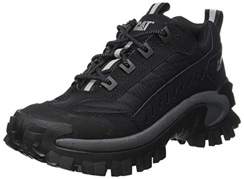 Cat Footwear Intruder, Zapatillas Unisex Adulto, Negro (Black...