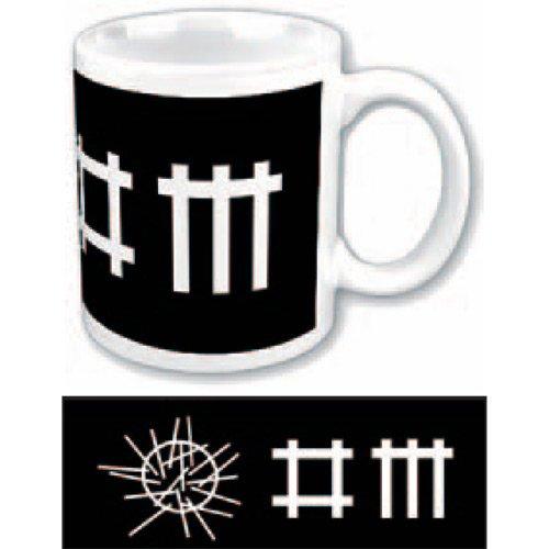 Depeche Mode Logo (Mug) - Tasse im Geschenkkarton