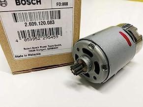 BOSCH 2609120083 Gelijkstroommotor 12V Motor naar PSR 1200, 2499-2609120081 TYP???