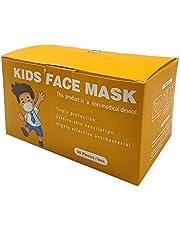 Children's Protective Disposable Face Masks (50pcs) for Children Students Outdoor