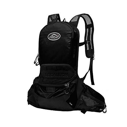 CMZ Fahrradrucksack Radfahren Offroad atmungsaktiver Fahrrad Wassersack Rucksack Ultraleichter Wandersport-Wassersack Rucksack für den Außenbereich