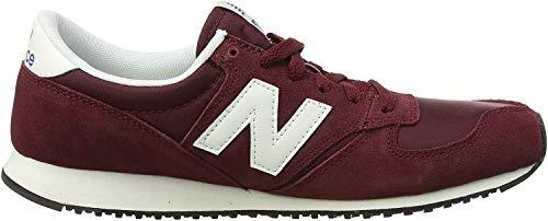 New Balance Unisex-Erwachsene 420 Sneaker, Rot (Dark Red), 44 EU