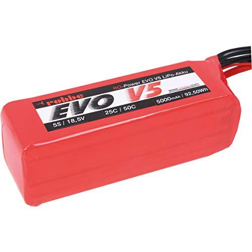 ROBBE RO-Power EVO V5 25(50) C 18,5 Volt 5S 5000MAH LIPO AKKU
