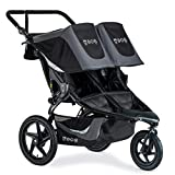 BOB Gear Revolution Flex 3.0 Duallie Double Jogging Stroller | Smooth Ride Suspension + Easy Fold +...