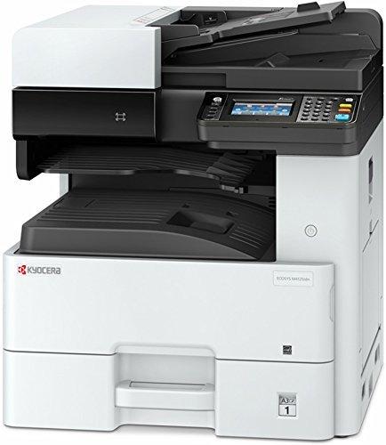 Kyocera Klimaschutz-System Ecosys M4125idn SW-3-in-1 Multifunktionssystem. 25 Seiten A4 pro Minute. Laserdrucker. USB 2.0, 1.200 dpi, Duplex