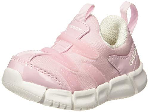 Geox Baby Mädchen B FLEXYPER GIRL C Sneaker Pink C8004), 24 EU