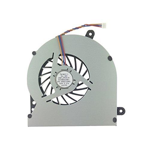 Ventola Toshiba - V000210960 per Toshiba Satellite C650-100 | C650-101 | C650-107 | C650-10W | C650-110 | C650-111 | C650-11C | C650-11J | C650-11X | C650D-100 | C650D-106 | L650-102 | L650-1QJ