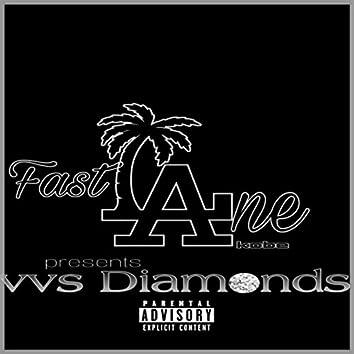 VVs diamonds