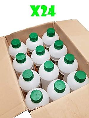 24L Bioethanol Fuel Liquid for Fires Fuel Golden Fire Premium Grade Quality, Clean Burn Bio Ethanol