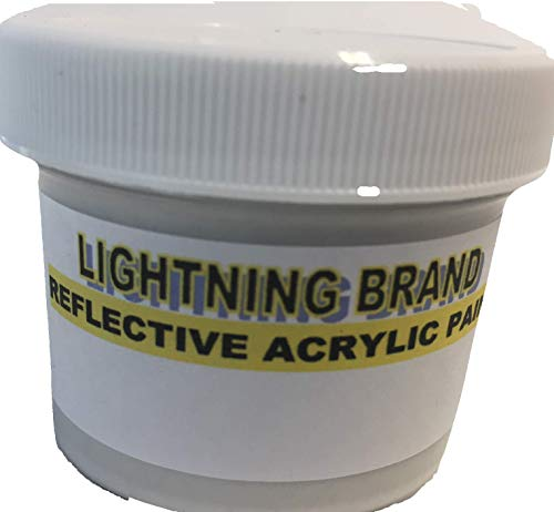 'Lightning Brand' Reflective Paint - Trial Size