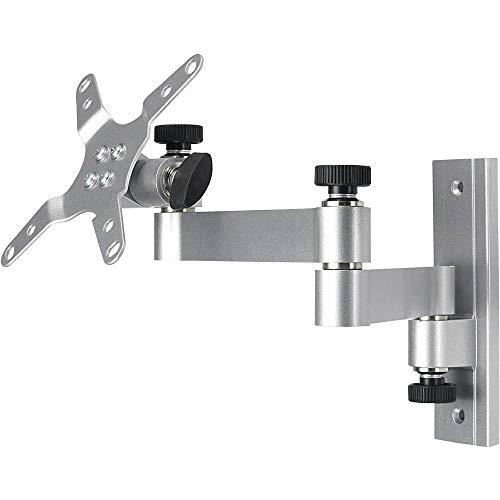 SpeaKa Professional SP-6514852 1fach Monitor-Wandhalterung 33,0 cm (13) - 76,2 cm (30) Neigbar, Schwenkbar