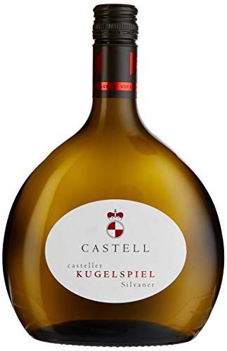 Castell Casteller Kugelspiel Silvaner 2018 VDP.Erste Lage Franken trocken (1 x 0.75 l)