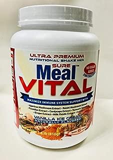 Best sure meal vital Reviews