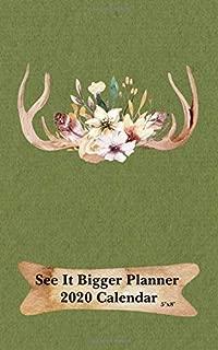 See It Bigger Planner 2020 Calendar 5