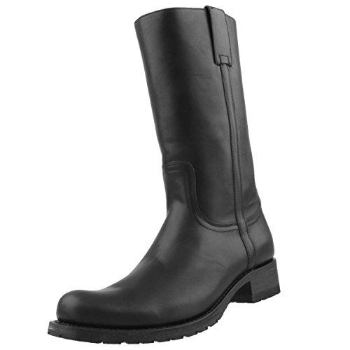 Sendra 3165 - Stivali da uomo, colore: Nero, Nero (Nero ), 42 EU
