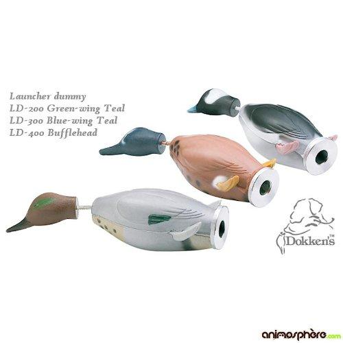 Bufflehead Launcher Dummy ~ Ld400 ~ Dokken Dead Fowl Hunting Dog Training Retriever
