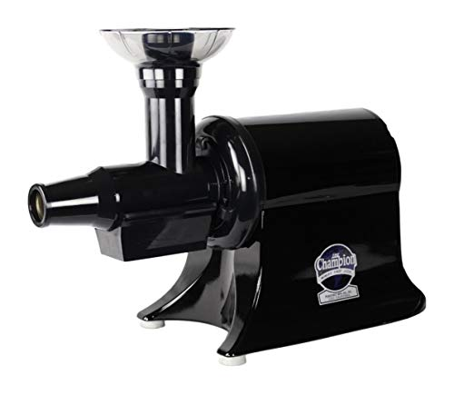 Champion Classic 2000 Single Auger, Masticating Commercial Juicer - G5-PG710 - Black