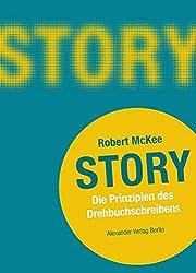 Link zum Amazon Shop, für das Buch Story: Die Prinzipien des Drehbuchschreibens