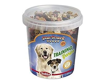 Nobby Friandise pour Chien Seau Training Bones 500 g