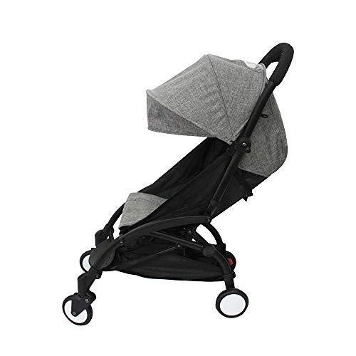 fundas de neopreno para Magic cinta Rotary Barra de bar dise/ño /único agarre de negro para silla de paseo Cochecito Yosoo 2/par para cochecito de beb/é cochecito de asa