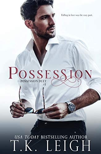 Possession An Opposites Attract Romance Possession Duet Book 1 product image