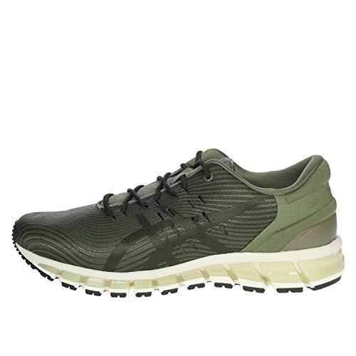 Asics Gel-Quantum 360 4, Running Shoe Unisex-Adult, Irvine/Brown Stone, 42.5 EU