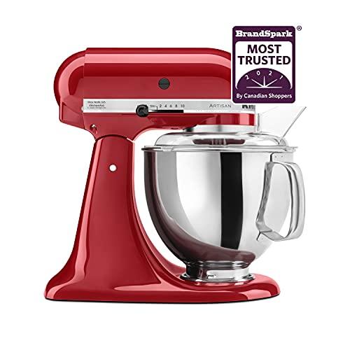 KitchenAid KSM150PSER Artisan Tilt-Head Stand Mixer...