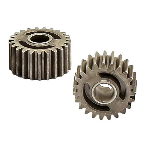 LoveinDIY 2pcs Replacement Portal Drive Output Gear for 1/10 -4 TRA8258 8258