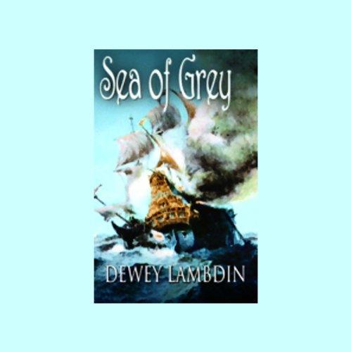 Sea of Grey audiobook cover art