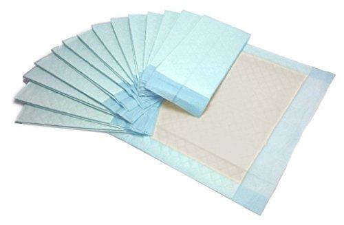 Krankenunterlagen 40x60cm 12-lagig Einmal Patientenunterlagen Inkontinenzunterlagen Original Tiga-Med 100 Stück