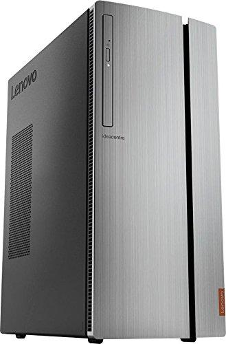2018 Premium Lenovo IdeaCentre 720 Business Desktop - AMD Quad-Core AMD Ryzen 5 1400 3.2GHz 8GB DDR4, 512GB SSD DVD-RW 1GB AMD Radeon R5 340 802.11ac HDMI Bluetooth 7 in 1 card reader Win 10