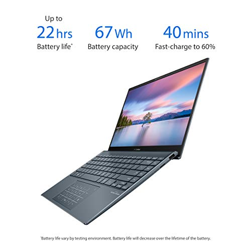 Compare ASUS ZenBook 13 (ZenBook 13) vs other laptops