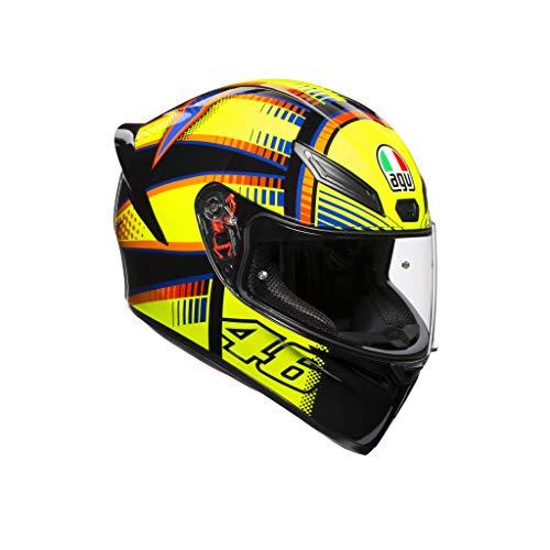 AGV, Casco Moto Integrale K1 E2205 Top uomo, Soleluna 2015, ML